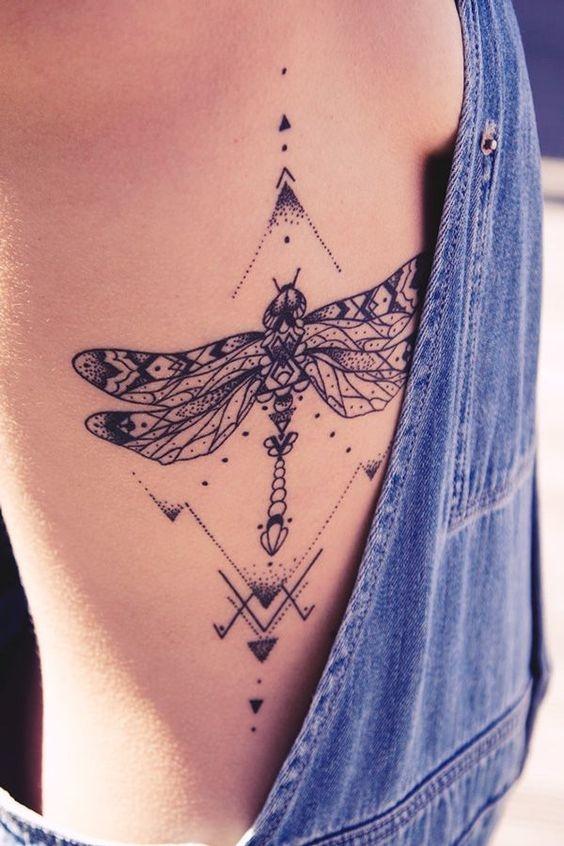 tatuajes de libelulas 2