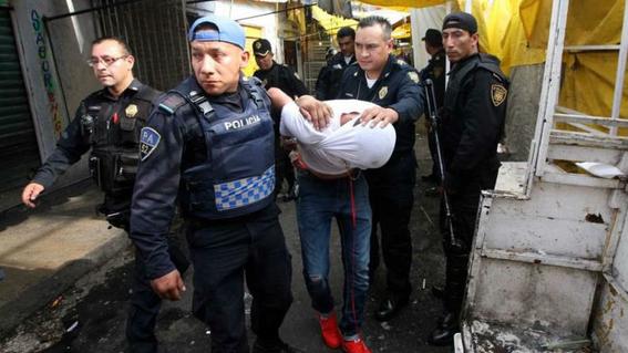 policias culpables de liberacion de presos en cdmx 1