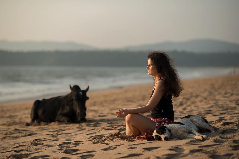 Cómo la meditación puede enseñarte a lidiar con las emociones negativas sin huir de ellas 1