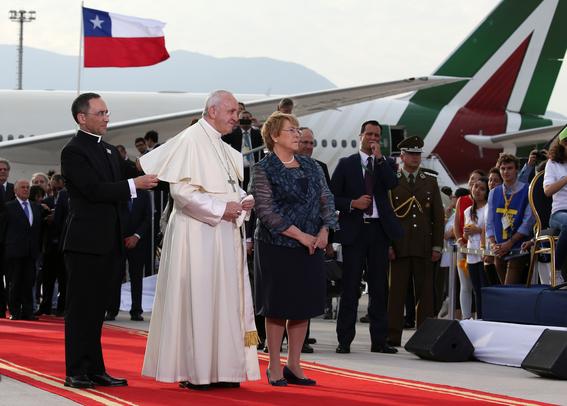 por que chile es el pais que mas rechaza la visita del papa francisco 1