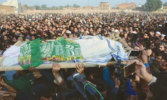 asesinato de zainab conmociona pakistan 2