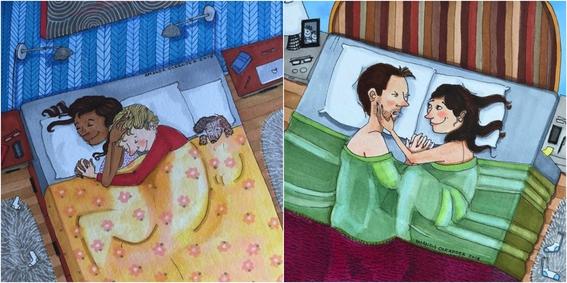 ilustraciones de amanda oleander 6