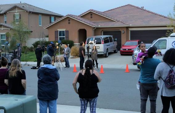 padres en california encadenan a sus 13 hijos 1