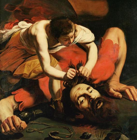 decapitaciones en la historia del arte 2