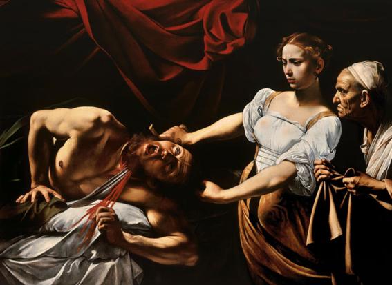 decapitaciones en la historia del arte 3