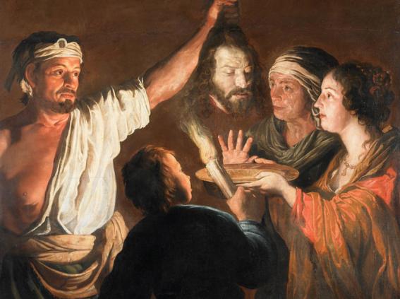 decapitaciones en la historia del arte 4