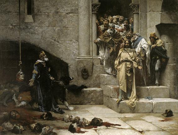 decapitaciones en la historia del arte 6