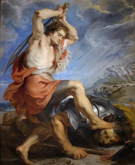 decapitaciones en la historia del arte 8