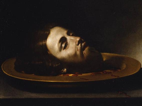 decapitaciones en la historia del arte 1
