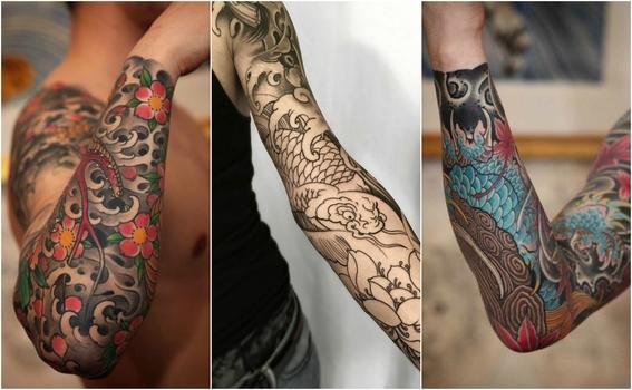 9 consejos para tatuarte todo el brazo sin arrepentirte Diseo