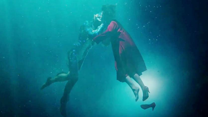 6 razones por las que 'La forma del agua' no es la historia de amor más bella 0