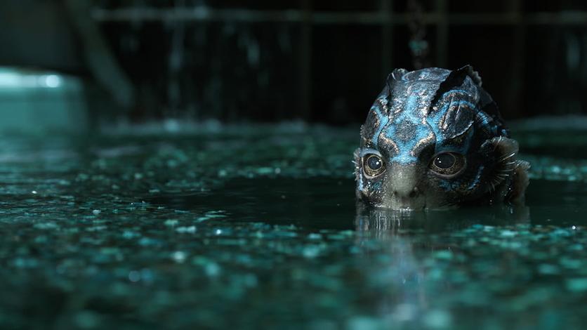 6 razones por las que 'La forma del agua' no es la historia de amor más bella 1