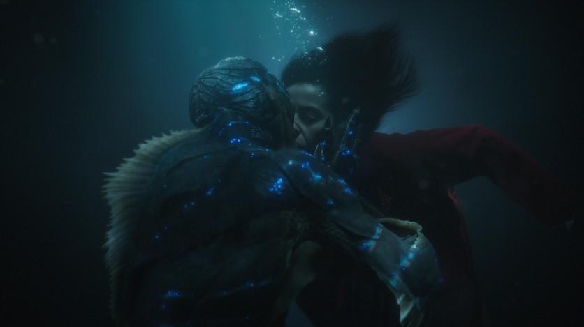6 razones por las que 'La forma del agua' no es la historia de amor más bella 4