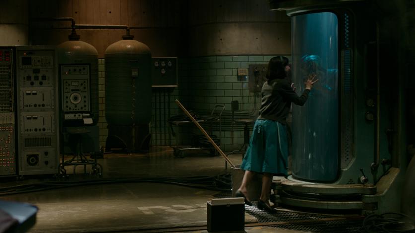 El cortometraje que sirvió de inspiración a Guillermo del Toro para filmar 'The Shape of Water' 2