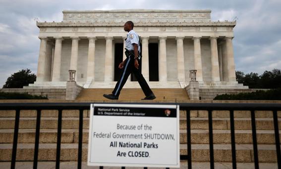trump podria provocar cierre del gobierno de eua 5