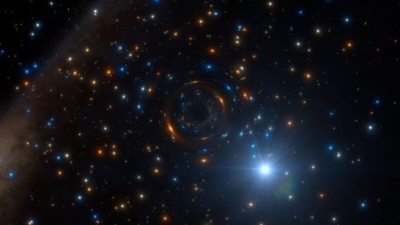 descubren secretos en agujeros negros 1