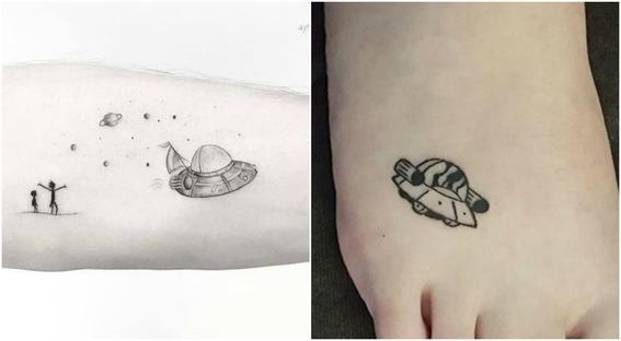 tatuajes que todo fan de rick and morty 7