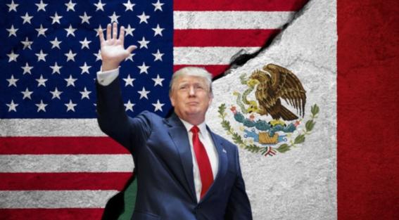 primer ano de gobierno de trump contra mexico 2