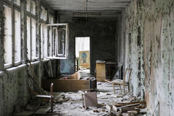 planta solar en chernobyl 1