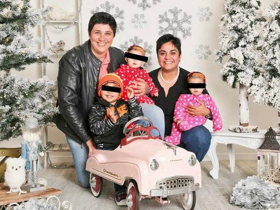 asi crecen dos gemelas en una familia lesbomaternal en monterrey mexico 1