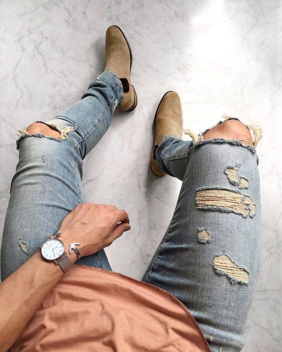 botas para hombre 1