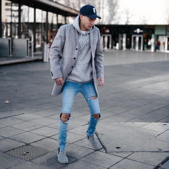 botas para hombre 11