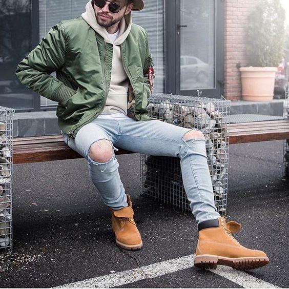 botas para hombre 13