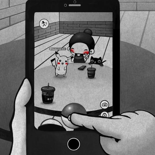 ilustraciones de young joo kim 12