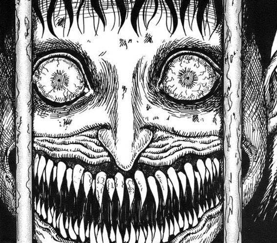 junji ito horror manga trypophobia 10