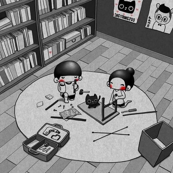 ilustraciones de young joo kim 13