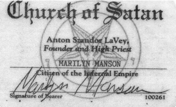 por que marilyn manson es el anticristo 3
