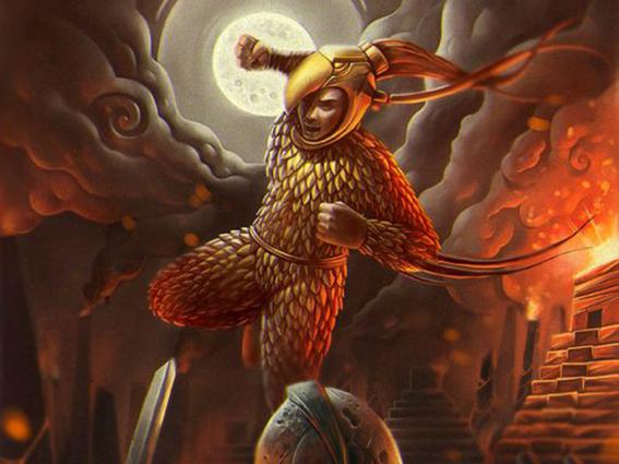 guerreros de la antiguedad 10