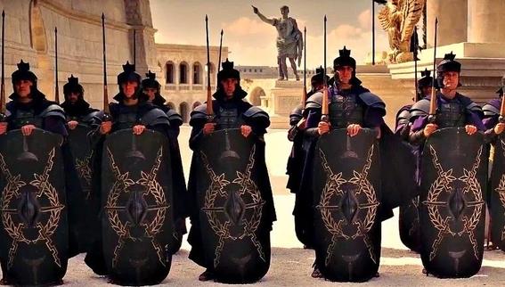 guerreros de la antiguedad 8