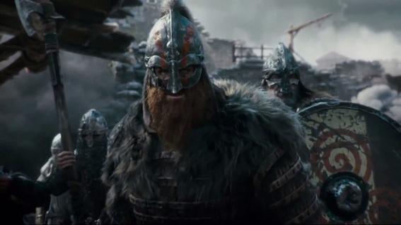 guerreros de la antiguedad 5