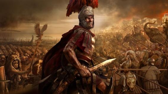 guerreros de la antiguedad 2