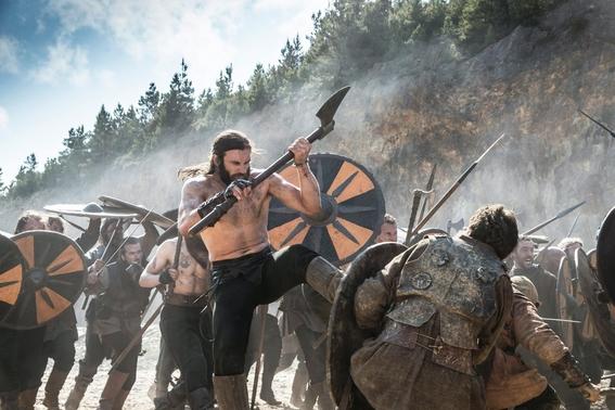 guerreros de la antiguedad 1