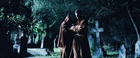 the monk novel 1