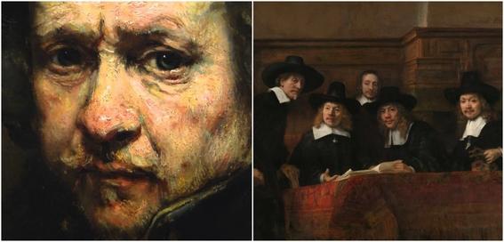 como reconocer pintores 3