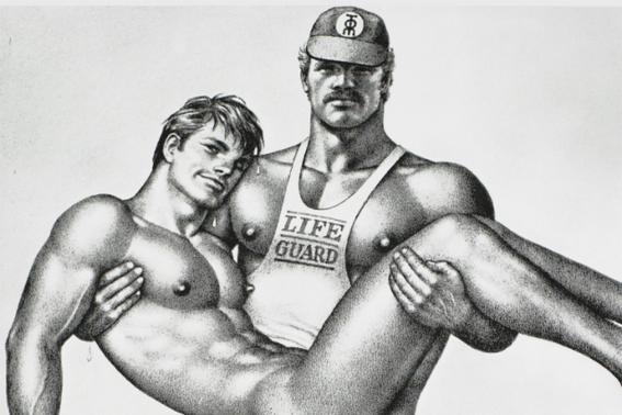 ilustraciones de tom of finland 6