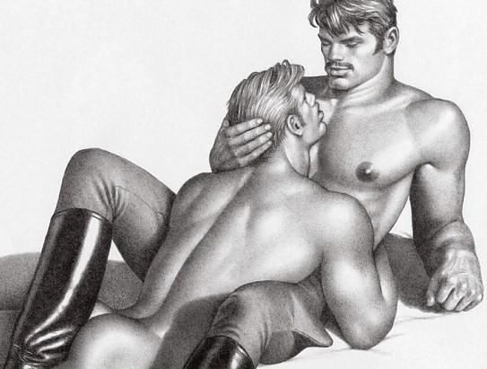 ilustraciones de tom of finland 8