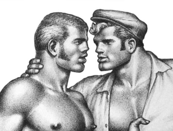 ilustraciones de tom of finland 16