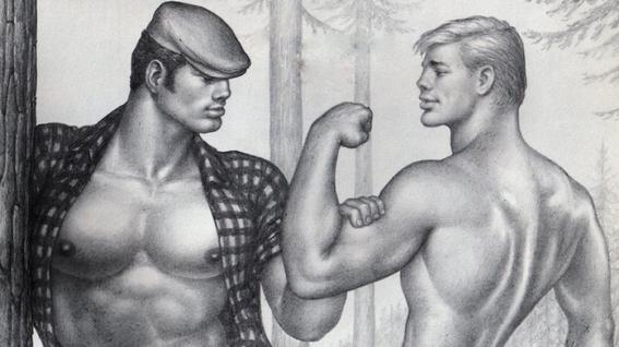 ilustraciones de tom of finland 21