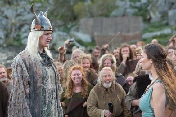 vikingos el mitico origen de los piratas 1