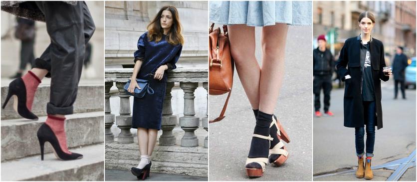 7 formas de usar calcetines por fuera con estilo 3