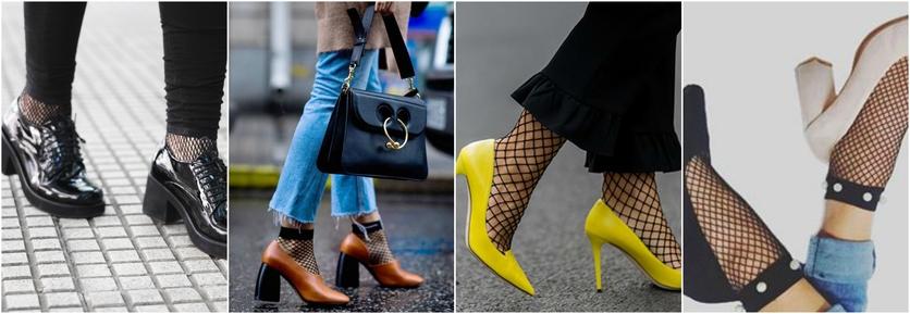 7 formas de usar calcetines por fuera con estilo 6