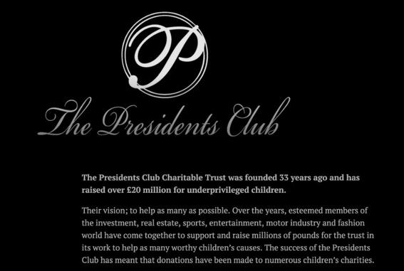 acoso sexual a mujeres provoca cierre del club de los presidentes 2