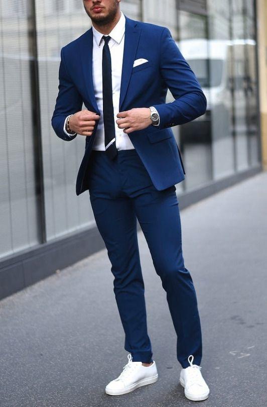 como elegir un traje 1