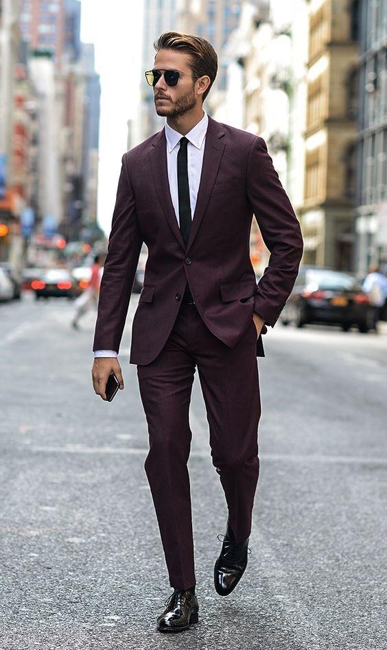 como elegir un traje 5