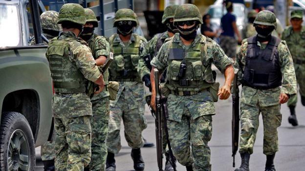 Ejército en las calles: ¿ayuda o perjudica? 0