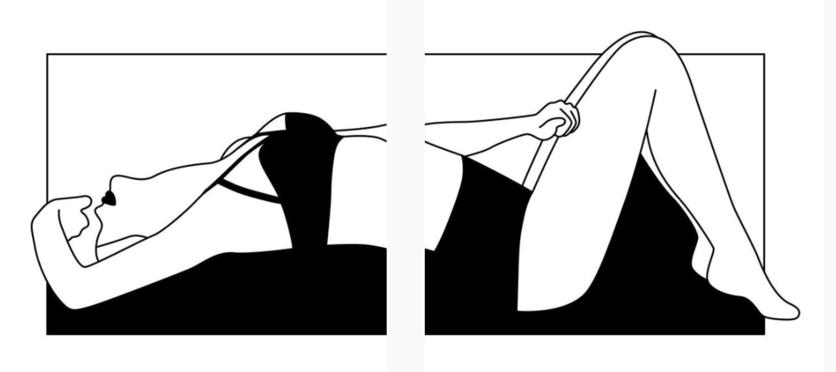 Ilustraciones de Minimal Favors para mujeres que no temen vivir el placer 0